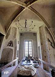 Château de Meung-sur-Loire - cuisine médiévale