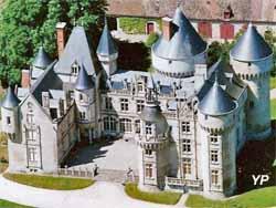 Château de Rouville (Château de Rouville)