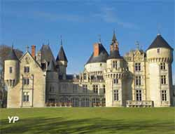 Château de Rouville - façade Est