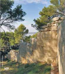 Site archéologique de Saint-Blaise (Service Archéologie de Martigues)