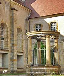 Abbaye de Corbigny - Abéïcité (Fanny JEANNIN)