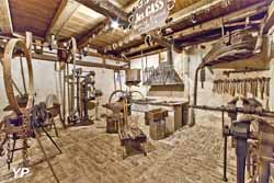 Musée du Patrimoine et du Judaïsme Alsacien - ancienne forge