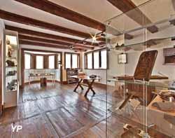 Musée du Patrimoine et du Judaïsme Alsacien - moules de cuisine