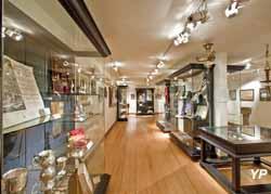 Musée du Patrimoine et du Judaïsme Alsacien - salle judaïsme n°1