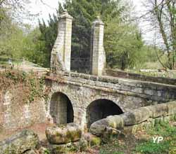 Château et parc de Plessis Saint-Jean