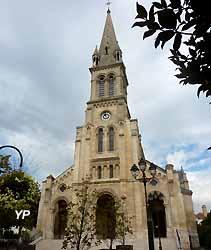 basilique Saint-Denys d'Argenteuil (Yalta Production)