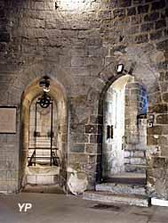 Tour Jeanne d'Arc (Direction des sites et musées  CG76)