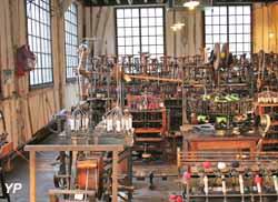 Musée Industriel de la Corderie Vallois (V. Hénon CG76)