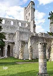 Abbaye de Jumièges (V. Hénon CG76)