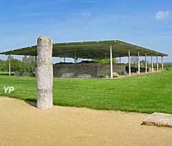Musée Archéologique départemental - temple