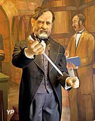 Musée du Vin - Pasteur