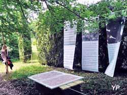 Un jardin philosophe - passage en images