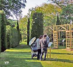 Un jardin philosophe (Jardin philosophe)