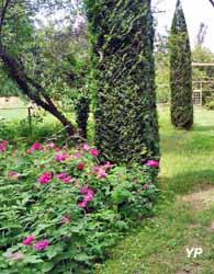 Un jardin philosophe - roseraie