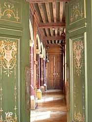 Château de Sully - galerie du Billard