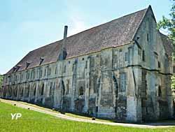 Abbaye royale du Moncel (Club du Vieux Manoir)