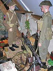 Musée Août 1944 l'Enfer sur la Seine - combattants écossais