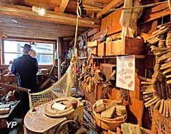 Ecomusée de la pêche et du lac - guérite Perroud