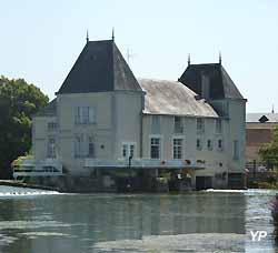 moulin sur le Loir à La Flèche (doc. Yalta Production)