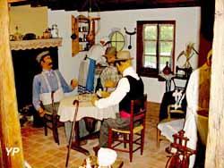 Musée du Pays du Der - foyer champenois (Musée du Pays du Der)