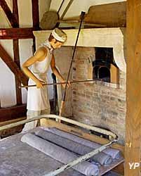 Musée du Pays du Der - four à pain