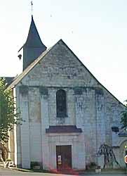 Eglise Saint-Pierre (mairie de Veuil)