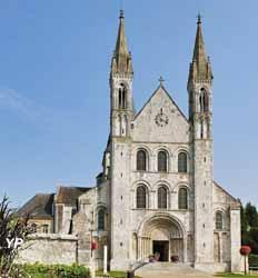 Abbaye Saint-Georges de Boscherville - abbatiale