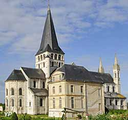 Abbaye Saint-Georges de Boscherville (Abbaye Saint-Georges)