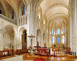 Abbaye Saint-Georges de Boscherville - choeur