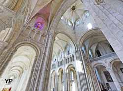 Abbaye Saint-Georges de Boscherville - transept