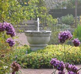Abbaye Saint-Georges de Boscherville - jardin des senteurs