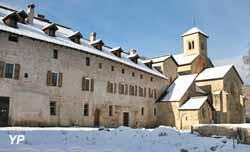 Abbaye de Boscodon (doc. Association des amis de l'abbaye de Boscodon)