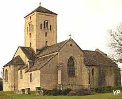Eglise Romane de Saint-Martin de Laives (Association des Amis de Saint Martin de Laives)