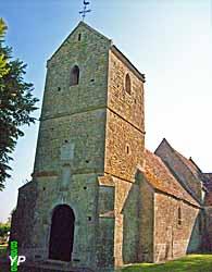 Eglise Saint-Latuin (les Amis de Saint Latuin)