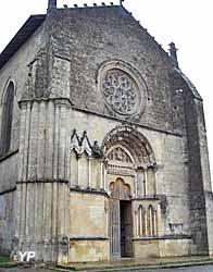 Eglise saint sauveur saint macaire - Office de tourisme de l entre deux mers ...