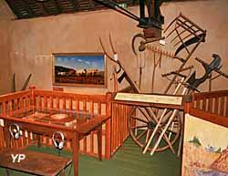 Maison de l'Élevage et du Charolais - outils d'autrefois (Maison de l'Élevage et du Charolais)