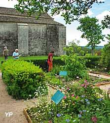 Prieuré de Salagon - Jardin médiéval