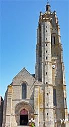 église Notre-Dame de Bressuire (Yalta Production)
