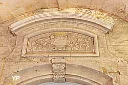 Abbaye Saint-Florentin - cloître