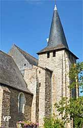 église Saint-Martin de Thorigné-d'Anjou (doc. Yalta Production)