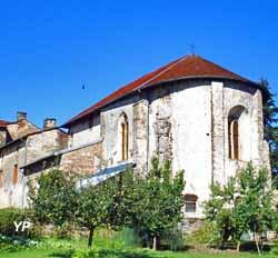 Abbatiale Saint-Maur (Amis de Saint-Maur de Bleurville)