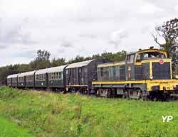 Train touristique du Cotentin (ATCM)