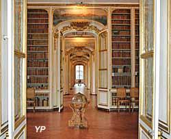 Galerie des Affaires Etrangères - bibliothèque municipale (Bibliothèque de Versailles)