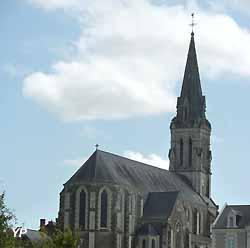 église de Bécon-les-Granits (Yalta Production)