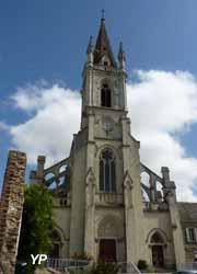 église de Vern-d'Anjou (doc. Yalta Production)