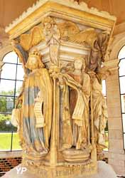 Puits de Moïse (Mairie de Dijon)
