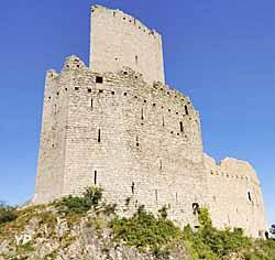 Château de l'Ortenbourg (C. Dumoulin)