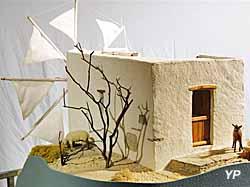 Planète des Moulins - axetroharis, moulin à vent grec, île de Karpathos (Planète des Moulins)