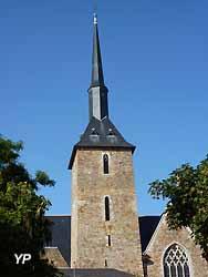 église Saint-Martin au Lion-d'Angers (Yalta Production)