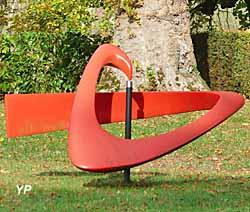 Spirale rouge (Marta Pan)